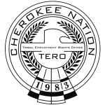Chenhall's Staffing Cherokee Tribal Employment Rights Office logo